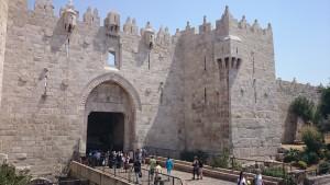 Damaskus Tor Ostjerusalem