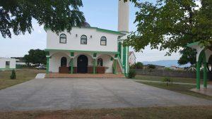 In dieser Moschee werden Menschen geheilt